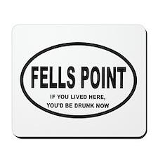 Fells Point Mousepad