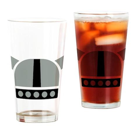 viking_hat Drinking Glass