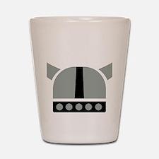 viking_hat Shot Glass