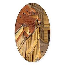 Prague (Praha) Old Town; Buildings  Decal