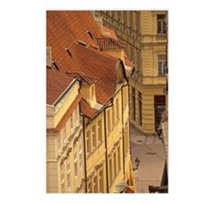 Prague (Praha) Old Town;  Postcards (Package of 8)