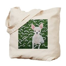 Mouse LilyChi Tote Bag