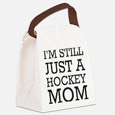sarah_palin_hockey Canvas Lunch Bag