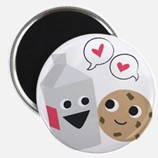 Milk  Cookie Love Magnet