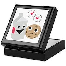 Milk  Cookie Love Keepsake Box
