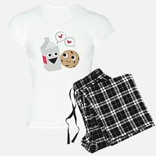 Milk  Cookie Love Pajamas