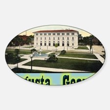 augusta Decal