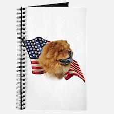 Chow Chow Flag Journal