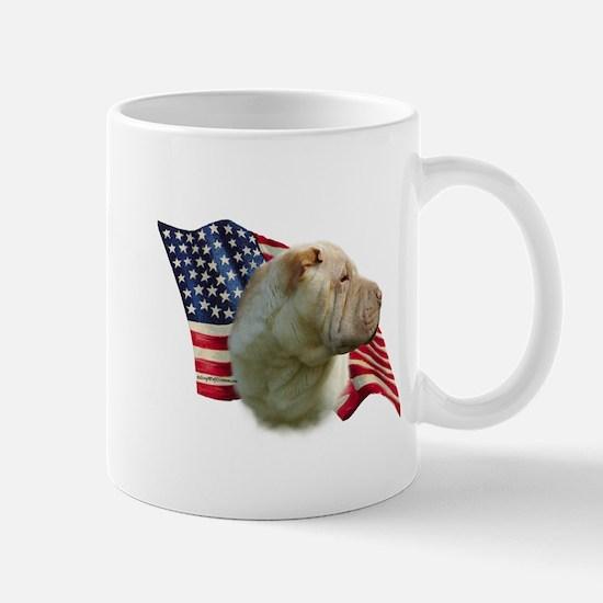 Shar-Pei Flag Mug