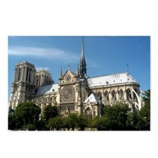 Notre Dame Postcards (Package of 8)