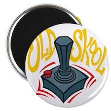 Old Skool Magnet