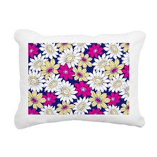 Sunflower Rectangular Canvas Pillow