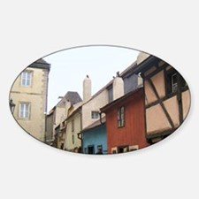 Small cottages, built in the 16th c Decal