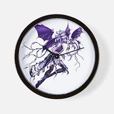 halloween03 Wall Clock