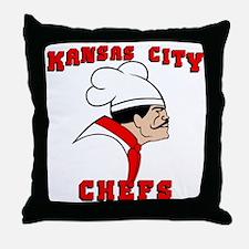 chefs1 Throw Pillow