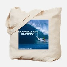 Calender Surfing 4 Tote Bag