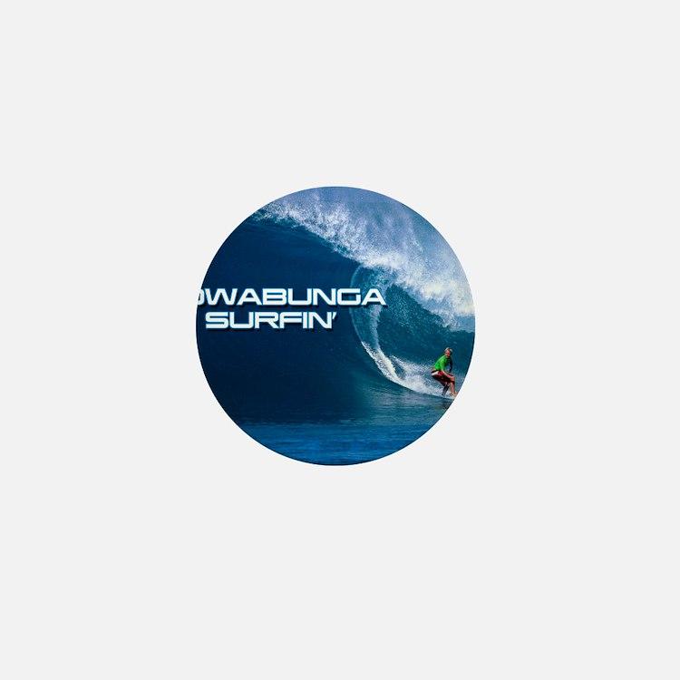 Calender Surfing 4 Mini Button