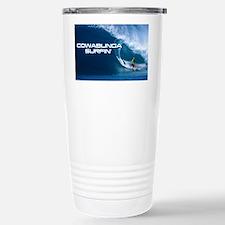 Calender Surfing 4 Travel Mug