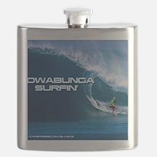 Calender Surfing 4 Flask