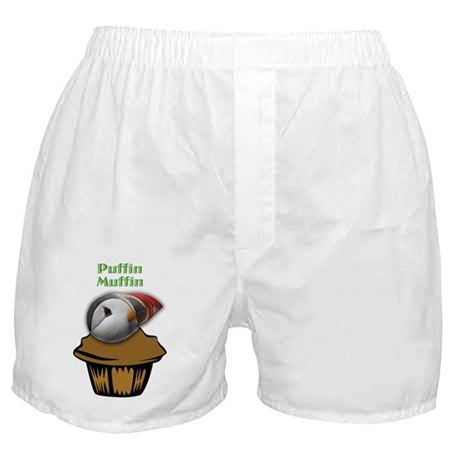 puffinmuffin copy Boxer Shorts