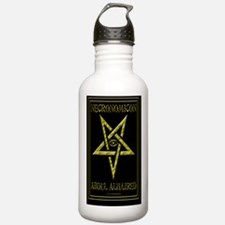 NecroJournal Water Bottle