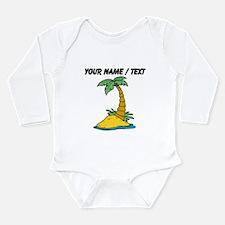 Custom Palm Tree Body Suit