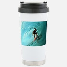 Calender Surfing 2 Stainless Steel Travel Mug