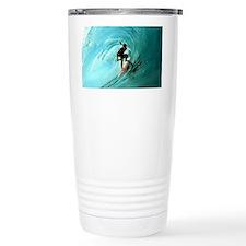Calender Surfing 2 Travel Coffee Mug