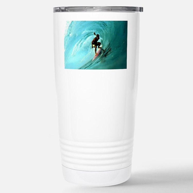 Calender Surfing 2 Travel Mug