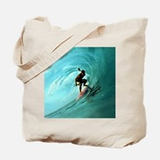 Calender Surfing 2 Tote Bag