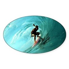 Calender Surfing 2 Decal