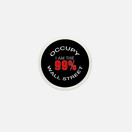 occupy-wall-street Mini Button
