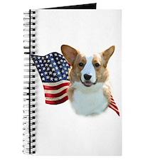 Corgi Flag Journal