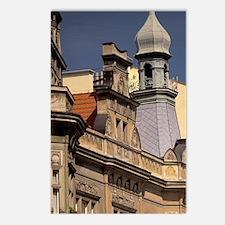 Josefov: Jewish Prague; J Postcards (Package of 8)