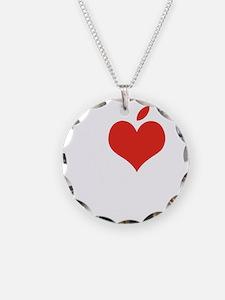 i love steve Necklace
