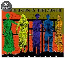 Revolution is Horizontal Puzzle