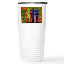 Revolution is Horizontal Travel Mug