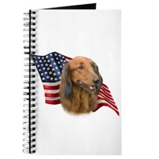 Dachshund Flag Journal