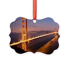 6x4_Postcard_nightGGB1229 Ornament