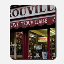 Liquer store, Trouville, Calvados, Basse Mousepad