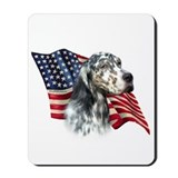 English setter Classic Mousepad