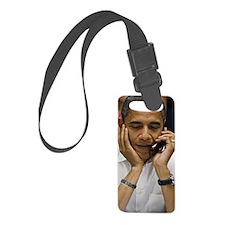 ART Obama iphone 3g v2 Luggage Tag