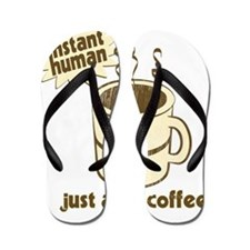 9998765coffeehumor Flip Flops