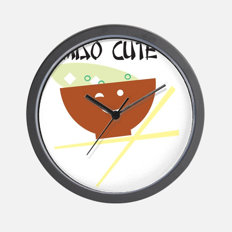 miso_Page 1 Wall Clock