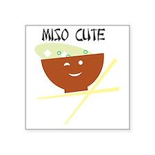 """miso_Page 1 Square Sticker 3"""" x 3"""""""