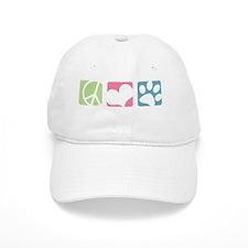 peacedogs2 Baseball Cap