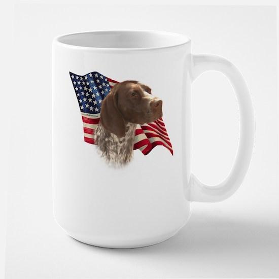 GSP Flag Large Mug