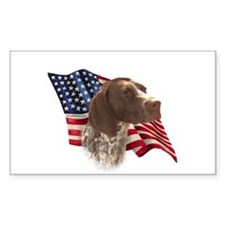 GSP Flag Rectangle Decal