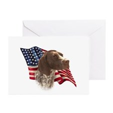 GSP Flag Greeting Cards (Pk of 10)