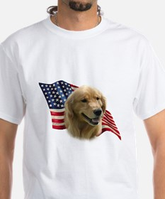 Golden Flag Shirt